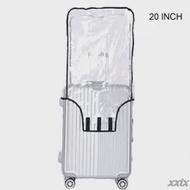 ล้างPVCกระเป๋าเดินทางกระเป๋าเดินทางสำหรับกระเป๋าเดินทาง20นิ้ว,22นิ้ว,24นิ้ว,26นิ้ว,28นิ้ว,30นิ้ว