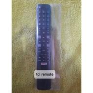 tcl remote control smart tv