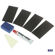 BIGY 1 Set 15g Auto Car Body Putty Filler Painting Pen Assistant Smooth Repair Tool