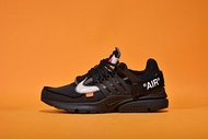 Air Presto 2.0xOFF-WHITE OW joint black and white socks AA3830-002