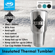 [JML Official] Arctic Tumbler (900ml) | Stainless Steel Thermal water bottle | 3 Colours available