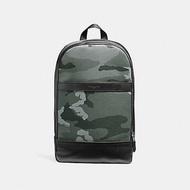 COACH迷彩男後背包/筆電包/通勤包