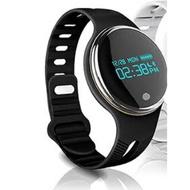 SAMGO  E07運動藍牙觸控防水智慧手環(IOS、安卓共用版運動手錶) 黑色