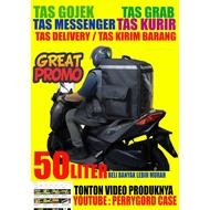 Delivery Bag Delivery Delivery Bag Delivery Jumbo Delivery Bags 50 Liters Black