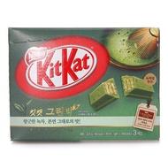[KitKat] 迷你抹茶巧克力餅乾 33g [韓國直送]