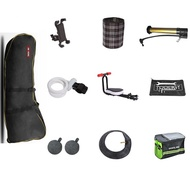 Powerful E-scooter Accessory Pack