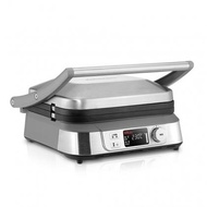 【太極數位】S 美膳雅 Cuisinart GR-5NTW 液晶溫控多功能燒烤煎烤器