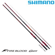 漁拓釣具 SHIMANO 19 熱血 FIRE BLOOD SU 17-530 (磯釣竿)