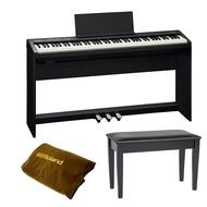 【原廠全配】Roland FP-30 樂蘭 88鍵 數位電鋼琴可攜式電子琴 電鋼琴 數位鋼琴 FP30 黑色【蜂鳥樂器】