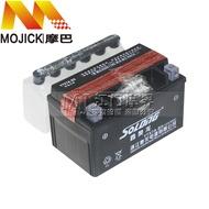 踏板車配件適用豪爵靈迪HJ125T-18/18A/18C/18D電瓶 蓄電池總成
