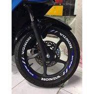 【READY Stock】﹍◊Mags Decals for Honda Airblade 150