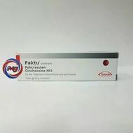 Faktu Ointment 20 Gr