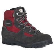 【Scarpa 義大利】LITE TREK Gore-tex 登山越野健行鞋 防水登山鞋 紅色 (SP60023D)