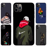IPhone12 Pro Max 12mini  12 / 12 Pro Fashion Boy Casing Soft Case Cover