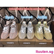 Real boost Adidas yeezy 350 v2 Synth /Lundmark /Antlia Non reflective boost