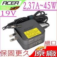 ACER Switch SW5-171,SW5-173,SF113-31,N17P2 19V,2.37A (原廠輕便)-SF114-31,SF114-32,SF313-51,SF314-41, SF314-51,SF314-52,SF314-53