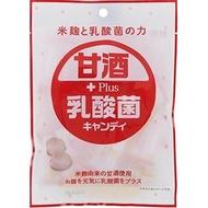 日本 宮川製菓 甘酒プラス乳酸菌糖 70g
