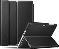 Fintie Protective Case for Surface Go 2 - Multiple Angle Hard Shell Business Cover for Microsoft Surface Go 2 2020 / Surface Go 2018 10-inch Tablet, Compatible with Type Cover Keyboard (Black)