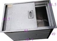 儲冰槽  吧台用儲冰槽  2手儲冰槽  不鏽鋼  順光
