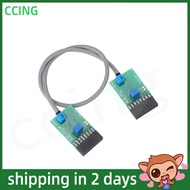 Ccing Radio Repeater Connector Cable For Motorola
