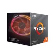 AMD Ryzen 7-3800XT 3.9GHz八核心 中央處理器