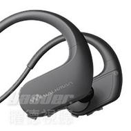 【曜德★買一送三】SONY NW-WS413 黑 4GB 防水極限運動數位隨身聽 ★免運★送收納盒+耳塞+絨布袋★
