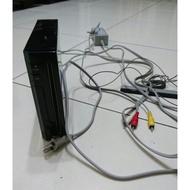 Wii遊戲機(沒搖控器)