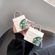 創意咖啡airpods硅膠保護套airpods pro蘋果無線藍牙耳機套華強北