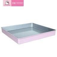 學廚 KT7024 Hello kitty 凱蒂貓 11吋 不沾黏 正方形烤盤 可搭配KT7053麵糰墊【愛廚房】