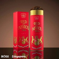 TWG: RED OF AFRICA TEA (BLACK TEA) - HAUTE COUTURE PACKAGED (GIFT) theine-free LOOSE LEAF TEAS