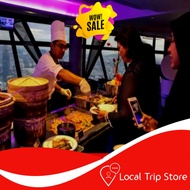 BUFFET DINNER @ KL Tower Atmosphere 360