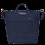 ของแท้100% LONGCHAMP_Lady Bags_LE Pliage Club _ ไนล่อน _ 1911กระเป๋าเดินทางขนาดใหญ่ Bag_Hand กระเป๋าเดินทาง _ Tote Bag_Shoulder กระเป๋า _ กระเป๋าสะพายข้าง
