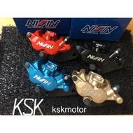 NISSIN Front Brake Caliper Pump Y15ZR/LC1355s PNP(brek caliper y15 pump nissin)y15zr moto accessories