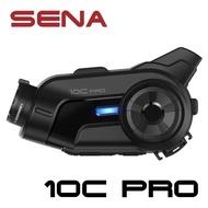 【SENA】10C PRO 重機藍牙攝影及通訊系統(安全帽專用藍牙耳機及行車紀錄器)