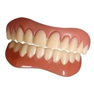 Paket Gigi Palsu Atas Bawah Instan Perfect Smile, Gigi Tiruan
