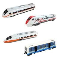 含稅開發票🙏現貨不必等🙏台灣高鐵 台鐵 普悠瑪號 台北捷運 火車 太魯閣快速列車 合金迴力車。黑白寶貝玩具屋。