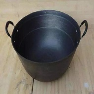 Thicken Cast Iron Pan Cast Iron Pan Steamer Cast Iron Pan Large Iron
