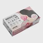 善存 醫用口罩(未滅菌)(雙鋼印)-成人平面 迷彩-緋櫻粉(25入/盒)
