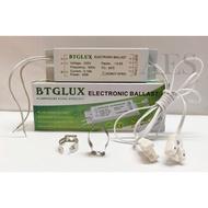 T8 FLUORESCENT LIGHT BALLAST C/W END CAP WIRE, ELECTRONIC BALLAST 20W/30W/40W ELECTRONIC BALLAST,ELECTRONIC CHOKE