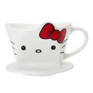 日本進口 HELLO KITTY 研磨咖啡 濾杯 濾掛式咖啡