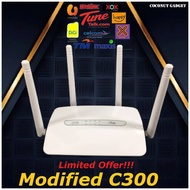 5 Year Warr🔥Special Offer🔊CPE C300 Wifi Router Modified 4G LTE CPE Router Modem Unlocked Unlimited  Wifi