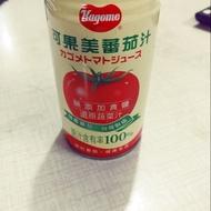 可果美100%番茄汁(無添加食鹽)