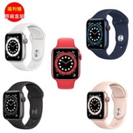 福利品_Apple Watch 6 LTE Sport 44mm_九成新