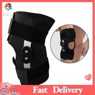 [SM]Adjustable Hinged Knee Support Brace Knee Protection Sport Injury Knee Pads