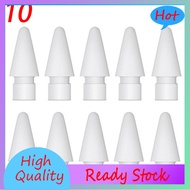 10Pcs Pencil Tip Replacement for Apple Pencil 1St 2Nd Generation for Punta Apple Pencil Tip Nib Spare Replace