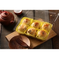 彰化不二坊(不二家)蛋黃酥(50g±10%*6入)5.24-5.28出貨