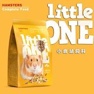 Little ONE 小倉鼠飼料 [ 營養完善飼料 ] 400g 鼠飼料 鼠料 銀狐/天竺鼠/倉鼠/黃金鼠/松鼠/楓葉