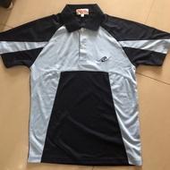 Nittaku 桌球衣(9成新)黑/水藍