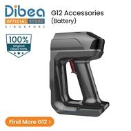 [ Dibea Singapore ] DIBEA GENUINE PART - G12 Battery