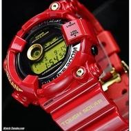 G-Shock ORIGINAL CASIO Frogman 30th Anniversary Rising Red GF-8230A-4JR Japan Set